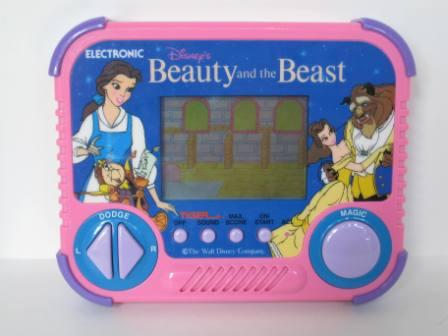 Beauty and the Beast (1990) - Handheld Game