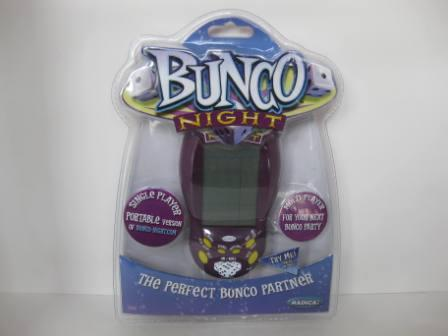 Bunco Night (SEALED) - Handheld Game