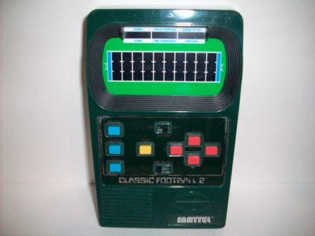 Classic Football 2 (2002) - Handheld Game