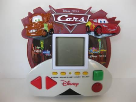Disney Pixar Cars (2007) - Handheld Game