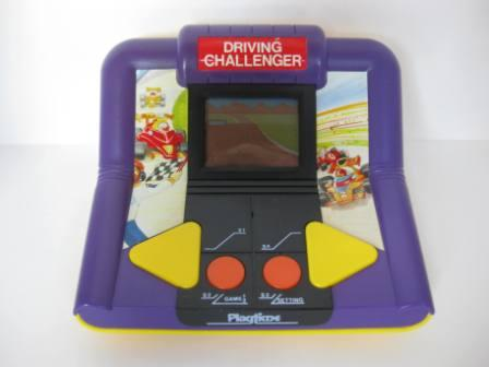 Driving Challenger (1988) - Handheld Game