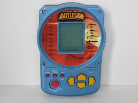 Electronic Handheld Battleship (Blue) (2002) - Handheld Game