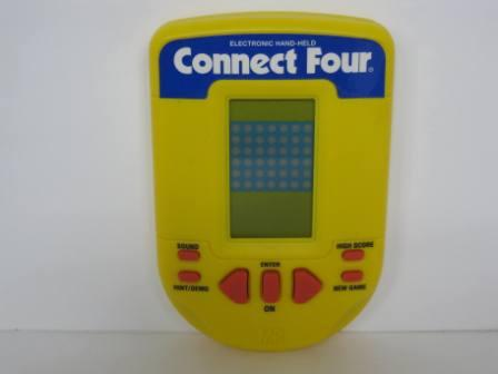 Electronic Hand-Held Connect Four (1995) - Handheld Game