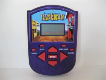 Electronic Hand-Held Hangman (2002) - Handheld Game