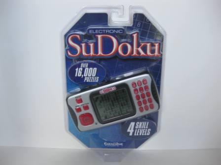 Electronic SuDoku (SEALED) - Handheld Game