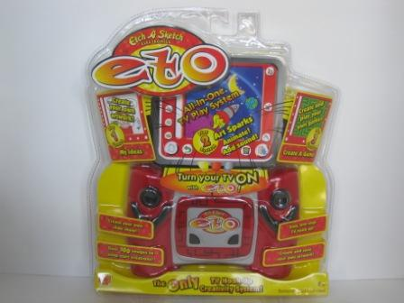 Etch A Sketch Electronic eto (2004) - Handheld Game