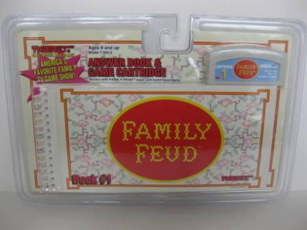 Family Feud - Cartridge 1 (1997) - Handheld Game