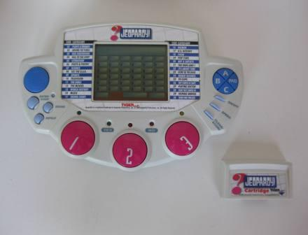 Jeopardy! (1999) - Handheld Game