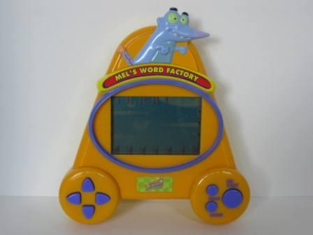 Mel's Word Factory (1999) - Handheld Game
