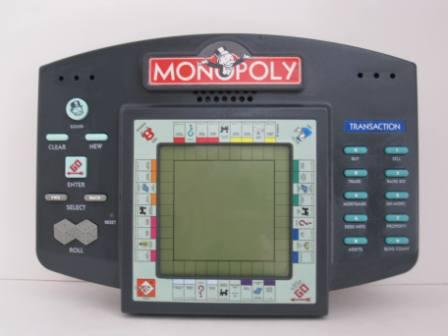 Monopoly (1997) - Handheld Game