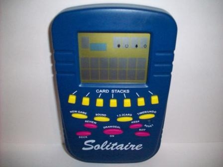 Solitaire - Handheld Game