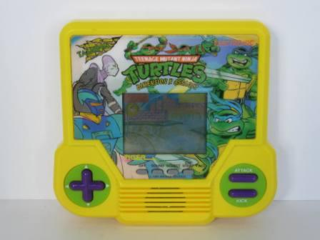 Teenage Mutant Ninja Turtles Dimension X Assault - Handheld Game