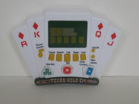 Texas Hold'Em Poker Showdown - Handheld Game