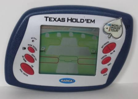 Texas Hold'Em World Poker Tour (2004) - Handheld Game