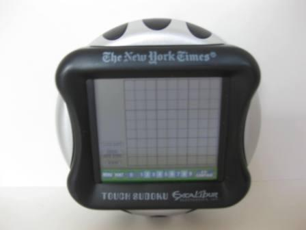 New York Times Touch Sudoku (2006) - Handheld Game