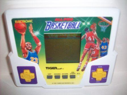 Tiger Electronic All Pro Basketball (1991) - Handheld Game