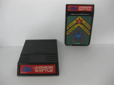 Armor Battle w/ overlay - Intellivision Game