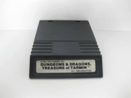 Dungeons & Dragons: Treasure of Tarmin - Intellivision Game
