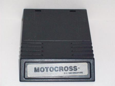 Motocross - Intellivision Game