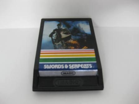 Swords & Serpents - Intellivision Game