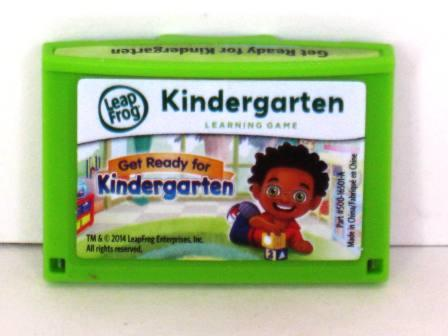 Get Ready for Kindergarten - Explorer Game