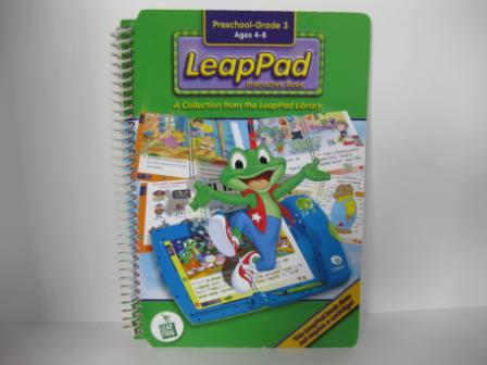 LeapPad Interactive Book (Green) - LeapPad Book Only