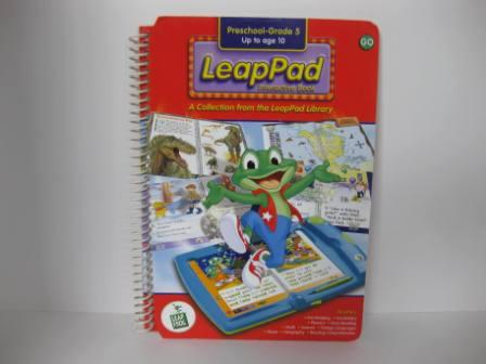 LeapPad Interactive Book (Red) - LeapPad Book Only