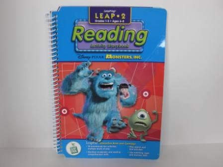 Monsters, Inc. (Disney Pixar) (Reading) - LeapPad Book Only