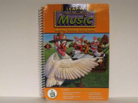 Mother Goose Songbook (Music) - LeapPad Book Only