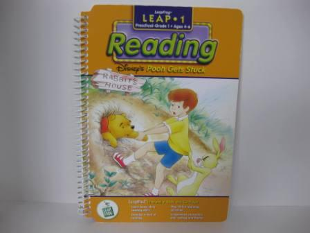 Pooh Gets Stuck (Reading) - LeapPad Book Only