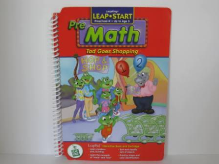 Tad Goes Shopping (Pre-Math) - LeapPad Book Only