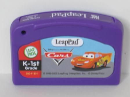Cars - LeapPad Game