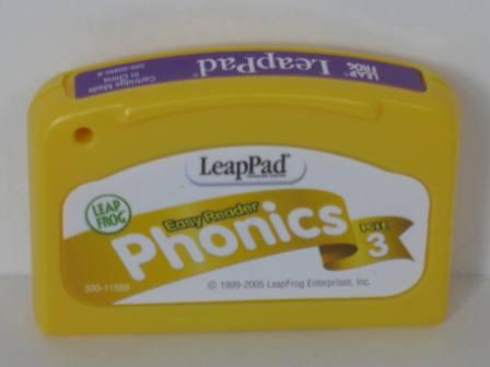 Easy Reader Phonics Kit 3 - LeapPad Game