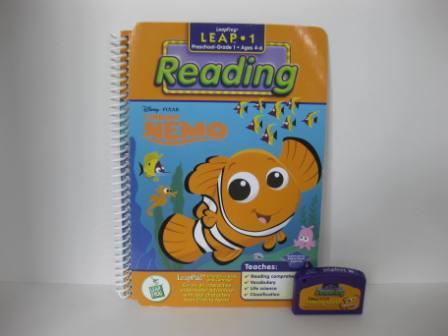 Finding Nemo (Reading) (w/ Book) - LeapPad Game