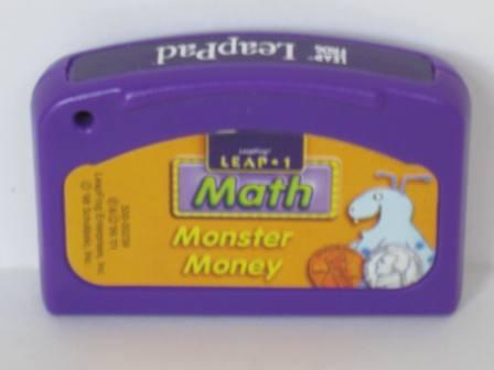 Monster Money (Math) - LeapPad Game