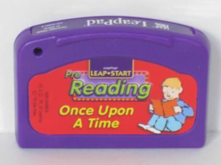 Once Upon A Time (Pre-Reading) - LeapPad Game