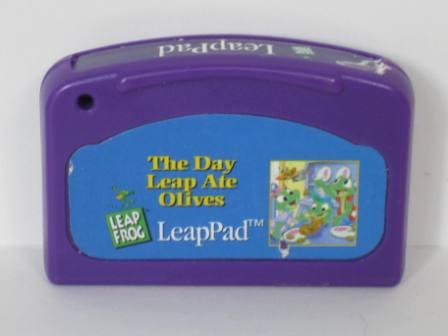 The Day Leap Ate Olives - LeapPad Game