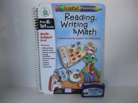 Reading Writing & Math (w/ Book) - LeapPad PlusWriting Game