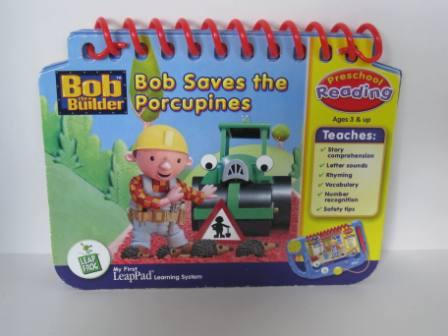 Bob Saves the Porcupines (Reading) - My First LeapPad Book Only