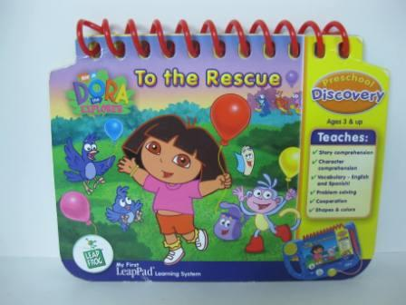 Dora To The Rescue (Discovery) - My First LeapPad Book Only