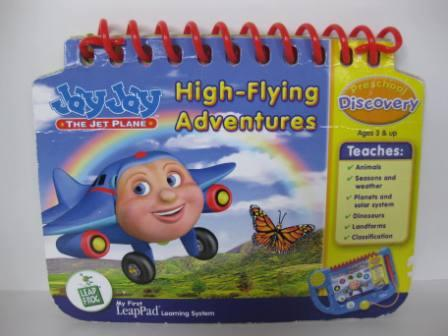 Jay Jay The Jet Plane (Discovery) - My First LeapPad Book Only