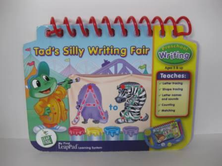 Tads Silly Writing Fair (Writing) - My First LeapPad Book Only