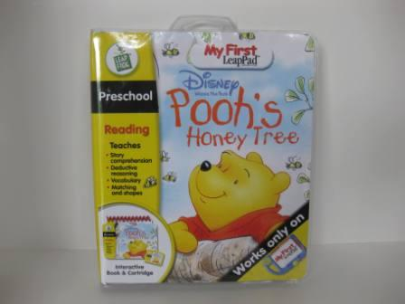 Disney Poohs Honey Tree (Reading) (CIB) - My First LeapPad Game
