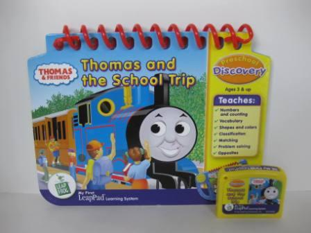 Thomas & Friends (Discovery) (w/ Book) - My First LeapPad Game