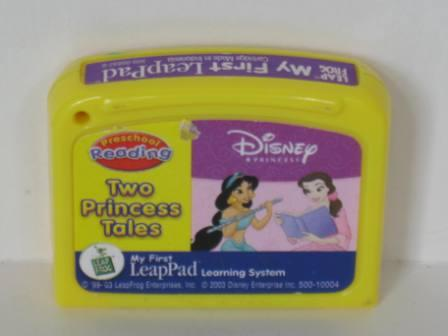 Two Princess Tales (Preschool Reading) - My First LeapPad Game