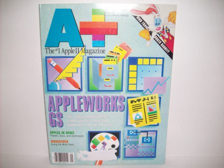 A+ inCider Magazine -  73 - Vol. 7, Iss. 1 - 1989 Jan
