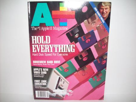 A+ inCider Magazine -  77 - Vol. 7, Iss. 5 - 1989 May