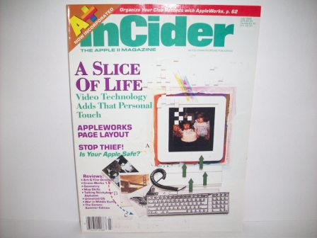 A+ inCider Magazine -  79 - 1989 Jul