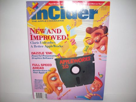 A+ inCider Magazine -  80 - 1989 Aug