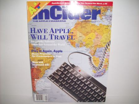 A+ inCider Magazine -  82 - 1989 Oct